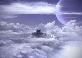 Castle In The Sky by foquinha156