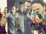 The Walking Dead WALLPAPER FANMADE Rick Grimes by PluemKP
