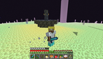 THE ENDER WORLD IS ABOUT TO BE BURNT by JAYO230