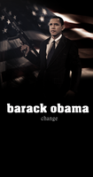 Obama: its time for a change by NoBreakz