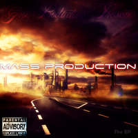 Mass Production EP Cover by XiONDiGiTaL