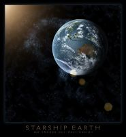 Starship Earth by doctor-a
