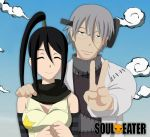 Tsubaki and Stein - Soul Eater by tachiban18