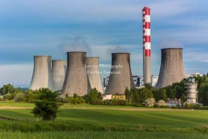 Power Plant by Evefidor