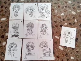 Chibi Collection by 2inK