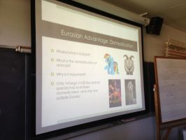 My professor is awesome by ProfessionalPuppy