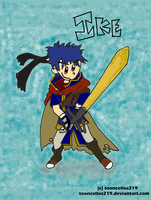 Ike by tooncellos219