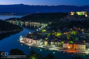 Night Lights of Novigrad by ivancoric