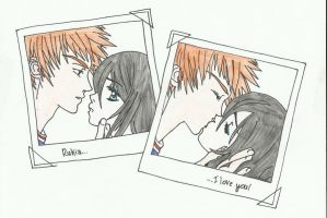 Rukia...I love you by zlizroswell
