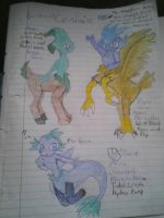Centaire~The Adaption Pokemon by melodiavalentine