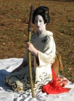 Geisha Sword 11 by themuseslibrary