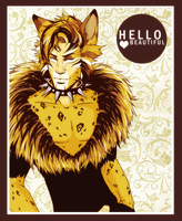 Secret Santa: Rum Tum Tugger by lillemoy