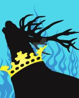 Game of Thrones Baratheon Ours is the Fury Crowned by Dragonrose247