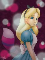 Alice whazzup? by IslaDelCoco