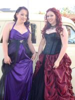 Year 12 Formal- Penny and Me by InToXiCaTeD-MiNd