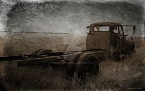 Old and Rusty 5 by element321