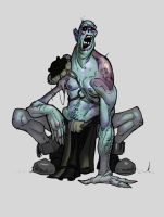 Aching undead by TinyPEN15