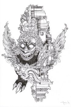 bali by workstock