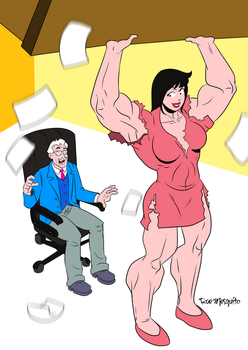 Daddy's Not So Little Girl - Picture 3 by Archie-Fan