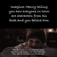 Henry imagine#3 by Peter-Pans-Lost-Girl