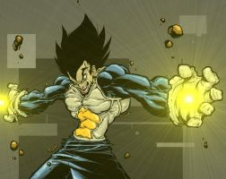 vegeta again by pancreas