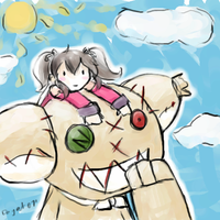 THE SUN IS SHINING by Lithrel