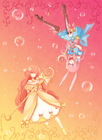 Mirror Of Miracle by RinRinDaishi
