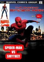 The Amazing Spider-Man fan comic cover issue 1 by stick-man-11