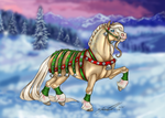 Eximius 127 Christmas by Carousel-Stables