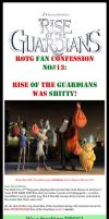 ROTG~Rise of the Guardians Was Shitty! by LittleMissSquiggles