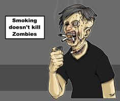 Smoking kills. NOT by TmoeGee