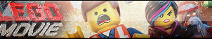 The Lego Movie Button by ButtonsMaker