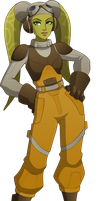 Hera Syndulla by sparks220stars