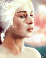 Daenerys by Luxial