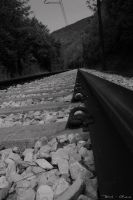 Railroad.. by Arin91