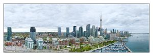 Toronto Skyline by E-Photog