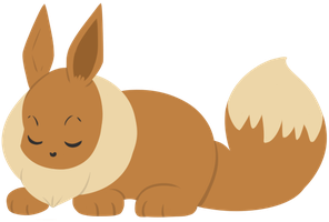 Eevee by Toasterbots