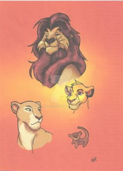 The Lion King by Rems12