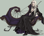 .:Morrigan:. by FionaCreates