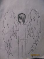 Angel? by drakeo1903