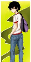 DP: Just Your Average Teen by Mira-KL