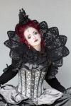 Stock - Gothic lady in the sunlight 2 by S-T-A-R-gazer