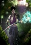 Morrigan by EricaCoverBook