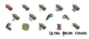 Ultima Online Cursors by drsatay