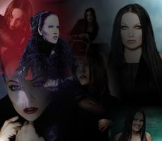 Tarja Turunen Blend by Serpent-Tongue