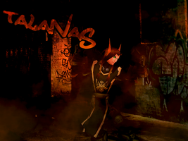 Talanas Graphic by Osthareane