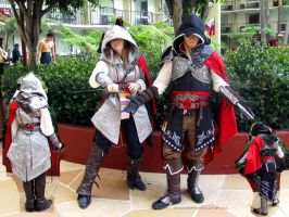 ALA11-Assassin's Creed Is Epic by moonymonster