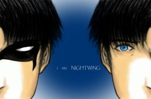 I AM NIGHTWING by CrimsonHorror