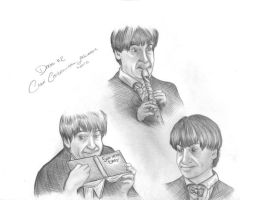 The Second Doctor by Coconut-CocaCola
