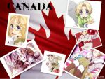 Canada Collage by oniichanmonster
